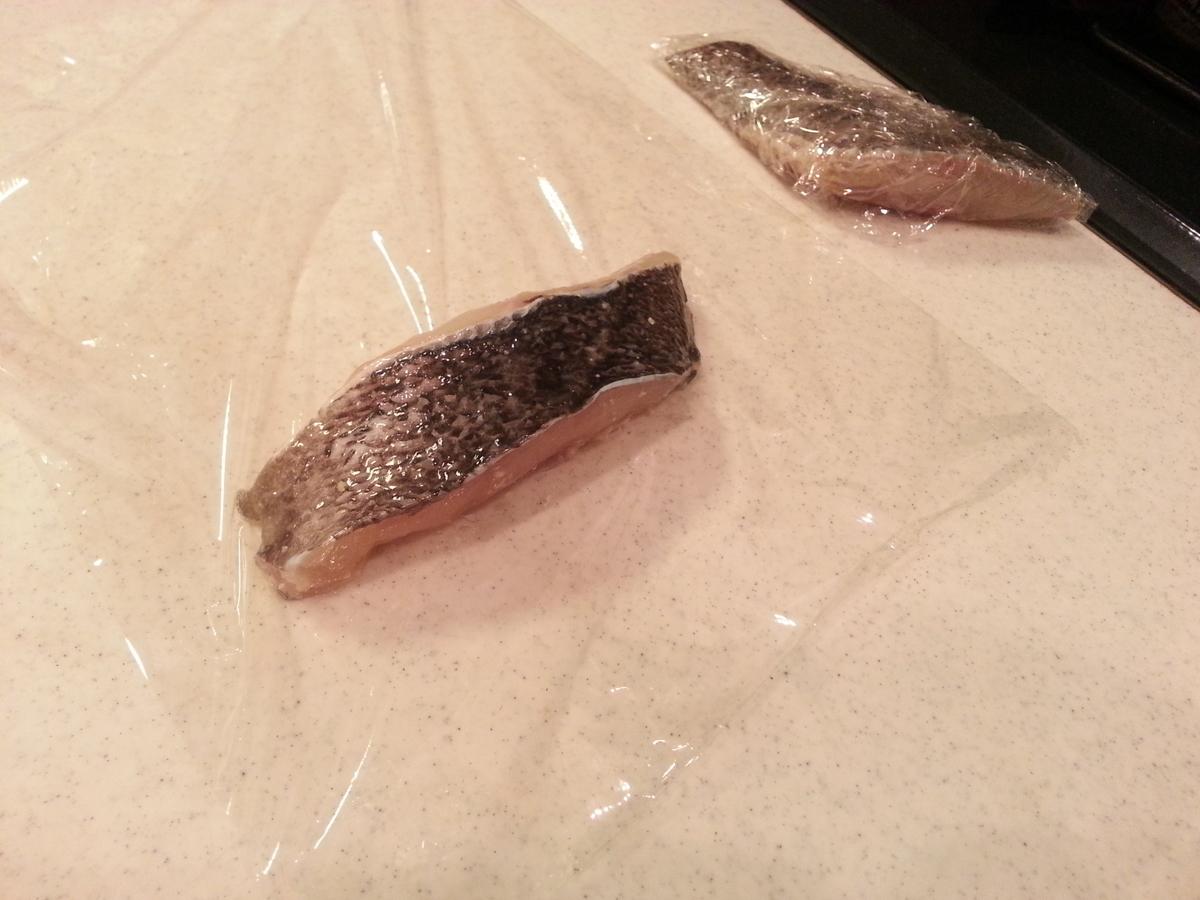 白身魚(クロソイ)味噌漬け焼きの作り方・レシピ
