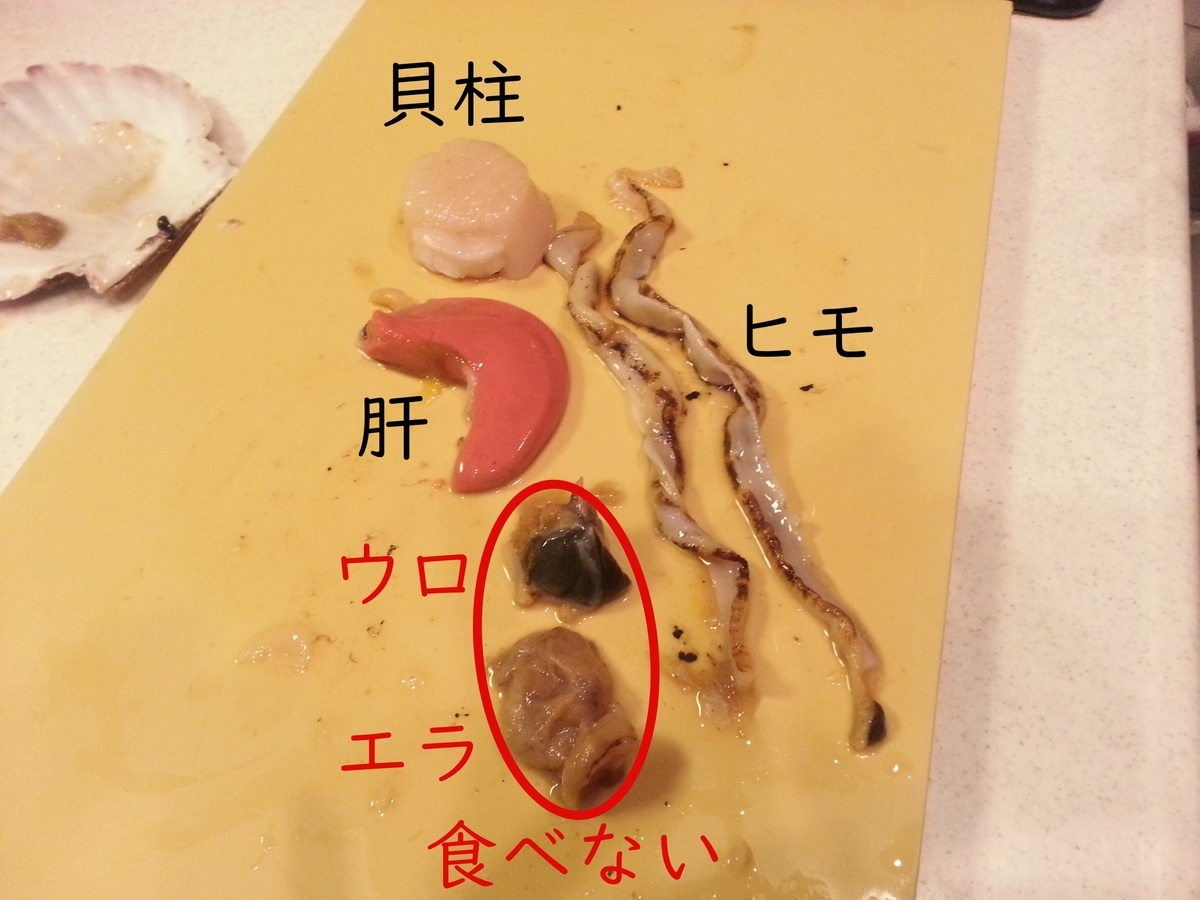 "<p class=""r-fuki jinta-question"">殻付きのホタテって、捌くの難しそうだよね。</p> <p class=""l-fuki jinta-normal"">簡単だよ。これから説明するよ。</p>"
