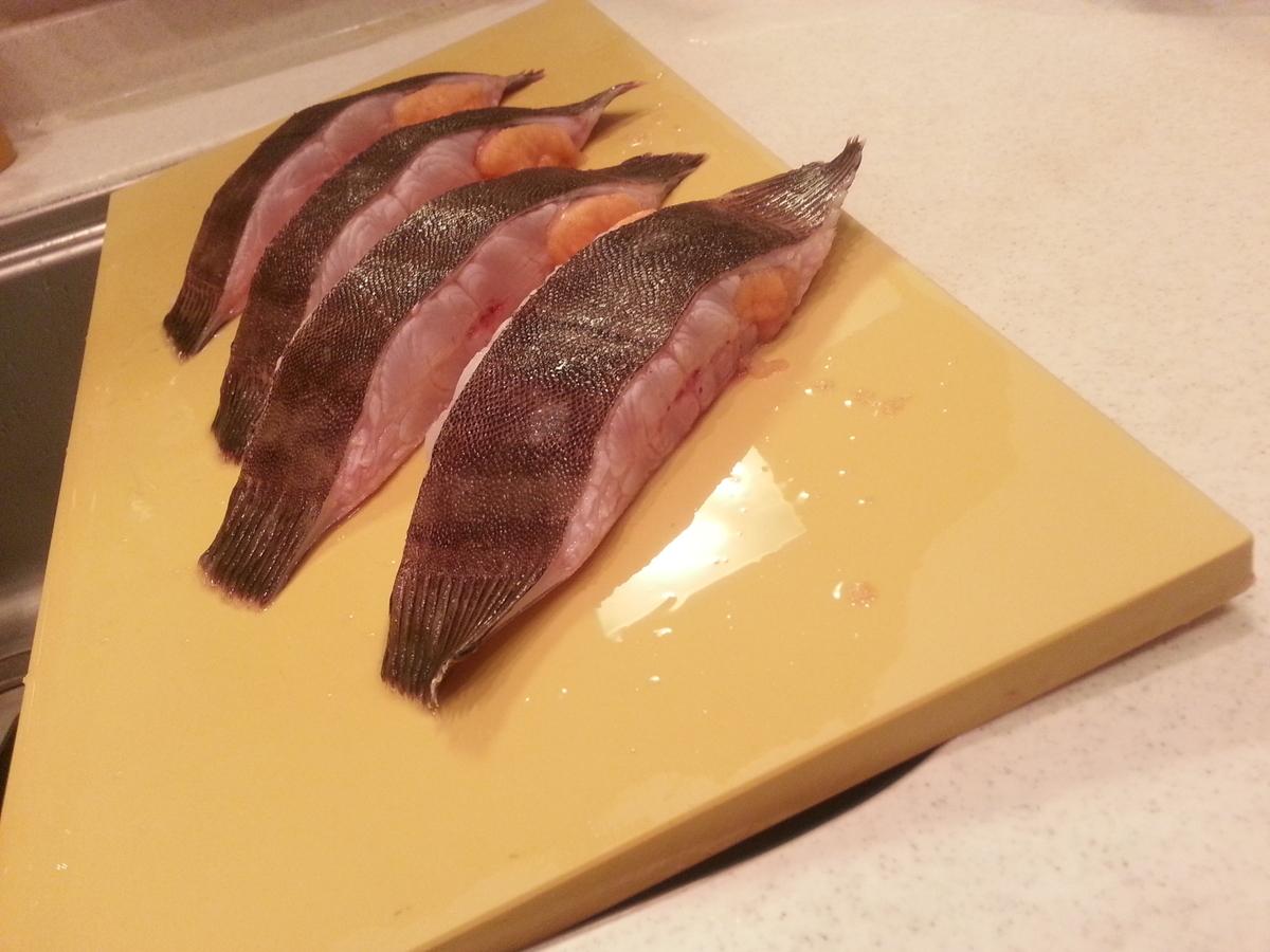 ババガレイ(ナメタガレイ)煮付けの作り方
