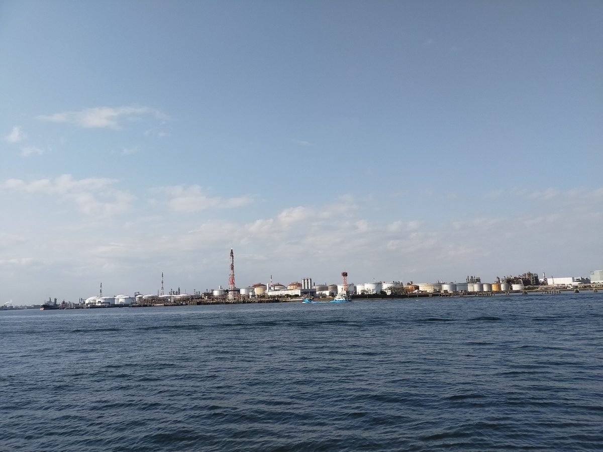 東扇島東公園ブログ(レビュー/口コミ)