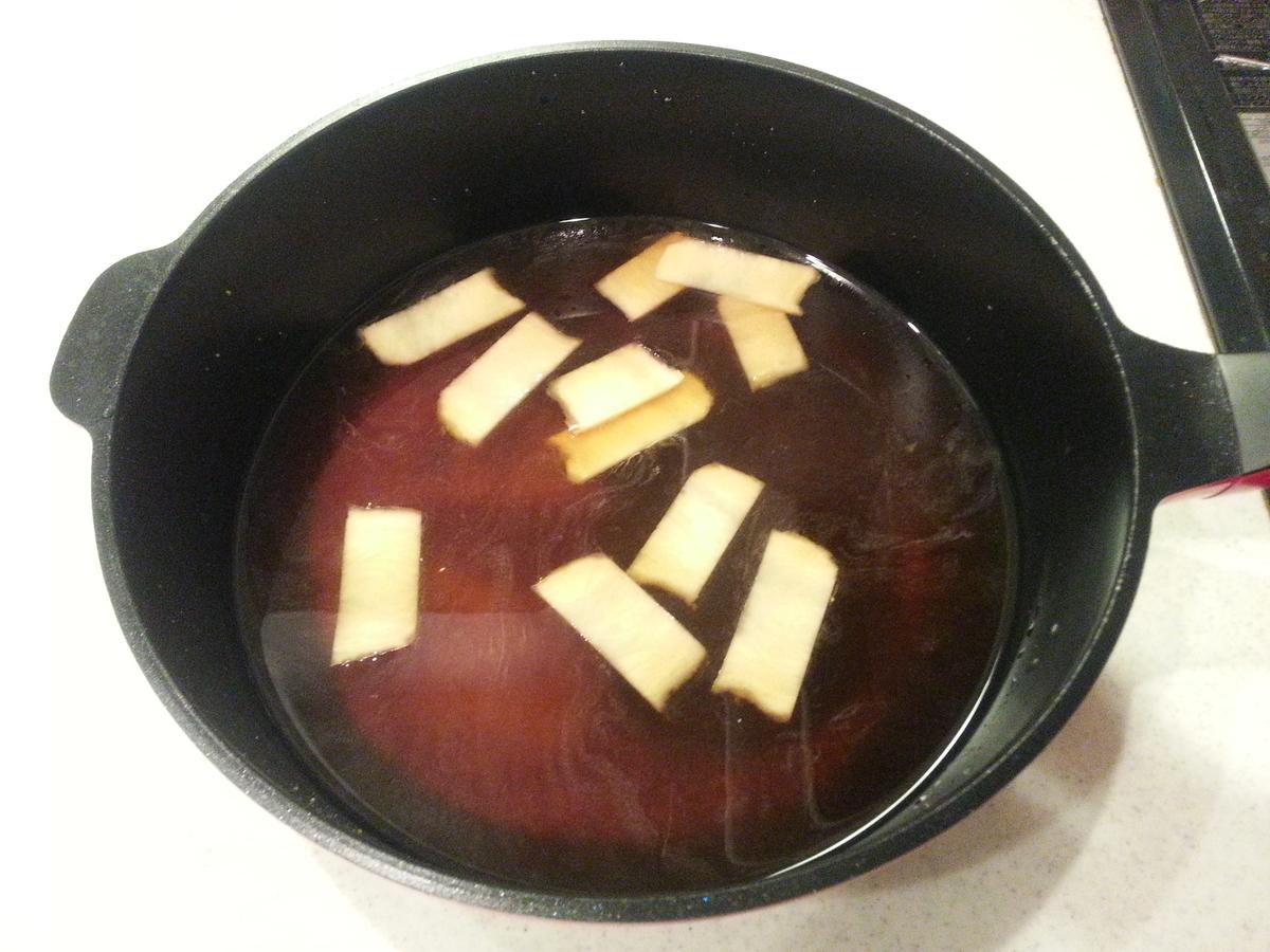 親父の牛丼の作り方(レシピ)