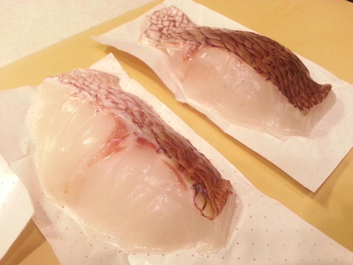 「食べチョク」ふく成 真鯛