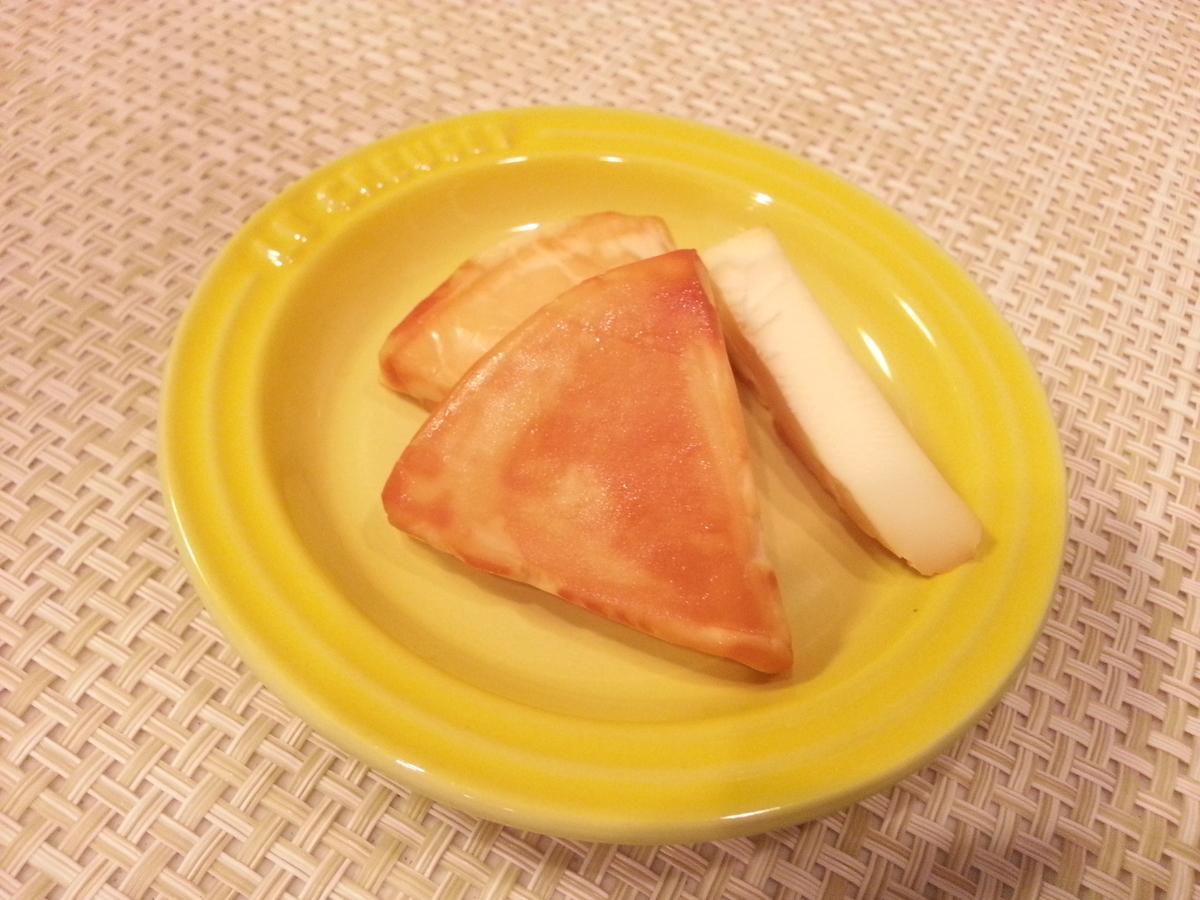 燻製シート プロセスチーズ