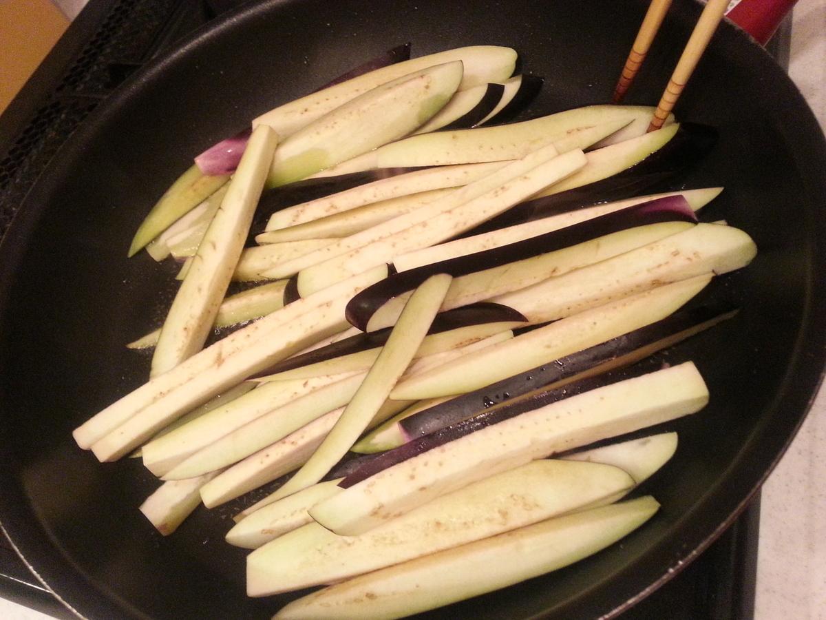 CookDo 麻婆茄子 作り方