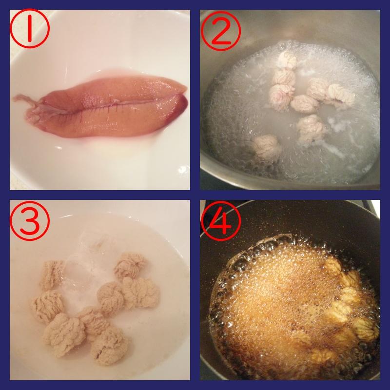 スマの卵(真子)の煮付け 作り方