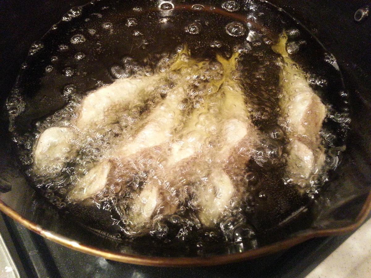 豆アジ(子アジ)料理 唐揚げの作り方