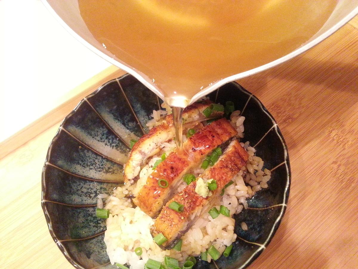 ひつまぶし食べ方(味変)