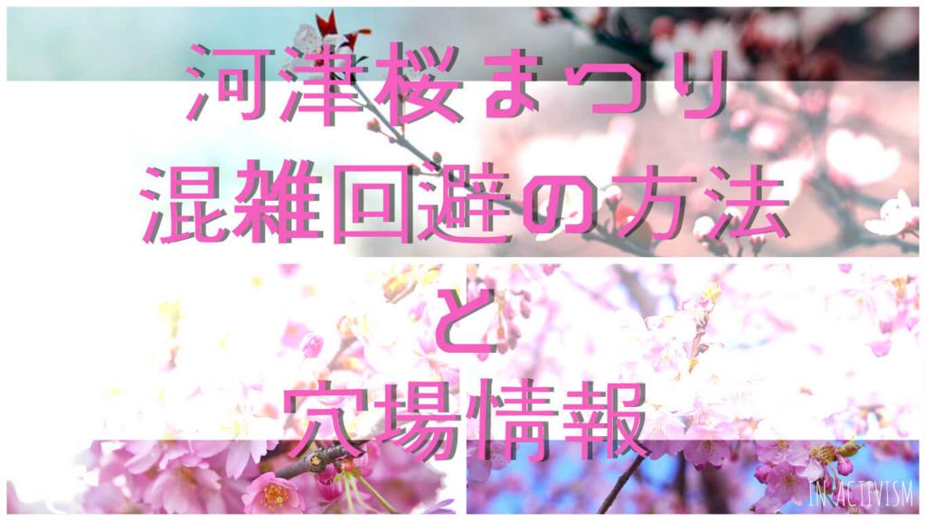 地元民が教える「河津桜まつり」混雑回避の方法と穴場情報【みなみの桜と菜の花まつり】