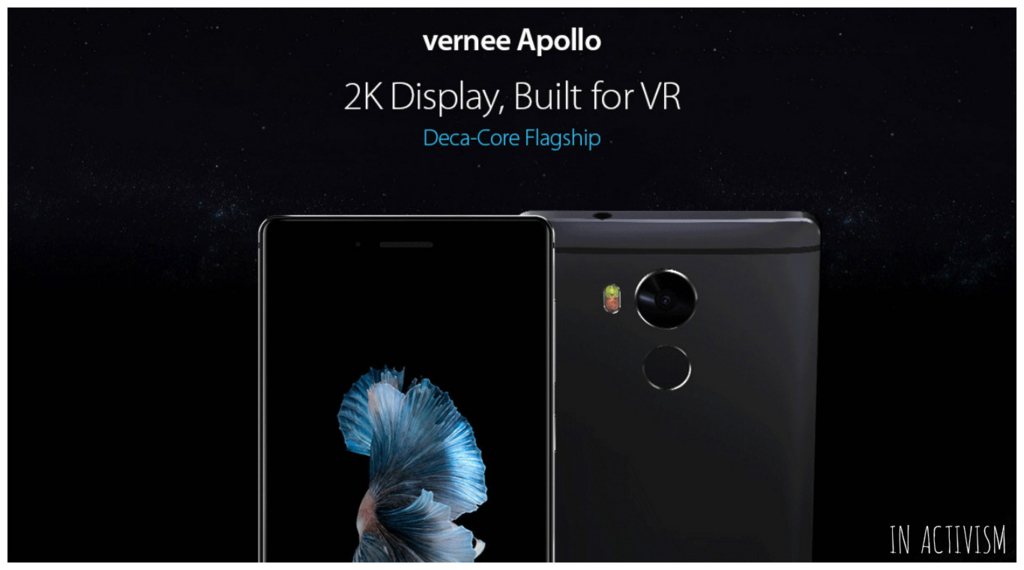 Vernee Apolloの説明