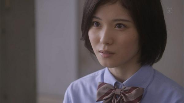 GTOに志条あゆな役で出演した松岡松岡茉優