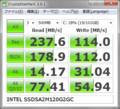 INTEL SSDSA2M120G2GC