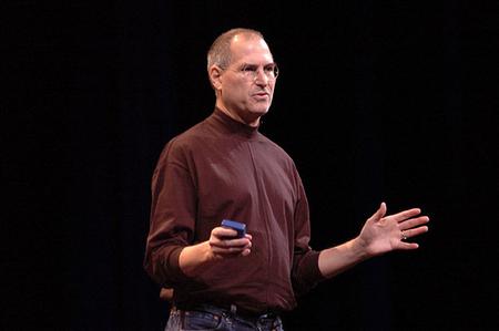 スティーブ・ジョブズ 2006年1月 (MacWorld)