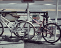 [町並み][原宿][自転車]