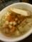 めしオマケ 松風オニオン湯麺 こちらは昼の限定