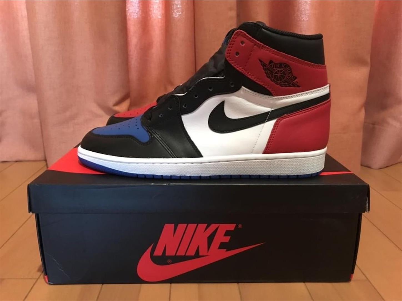 outlet store 211ce 3b243 Air Jordan 1 Top3 - FAKE撲滅