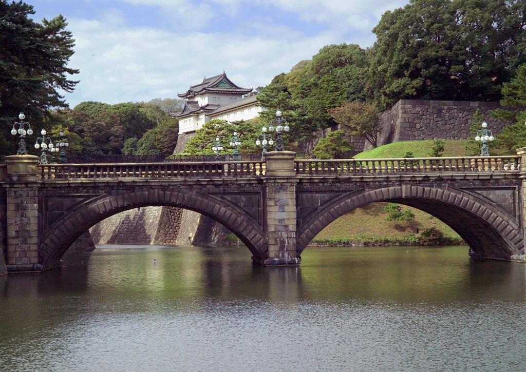 外国人旅行客におすすめしたい日本の人気観光スポット5選(皇居)