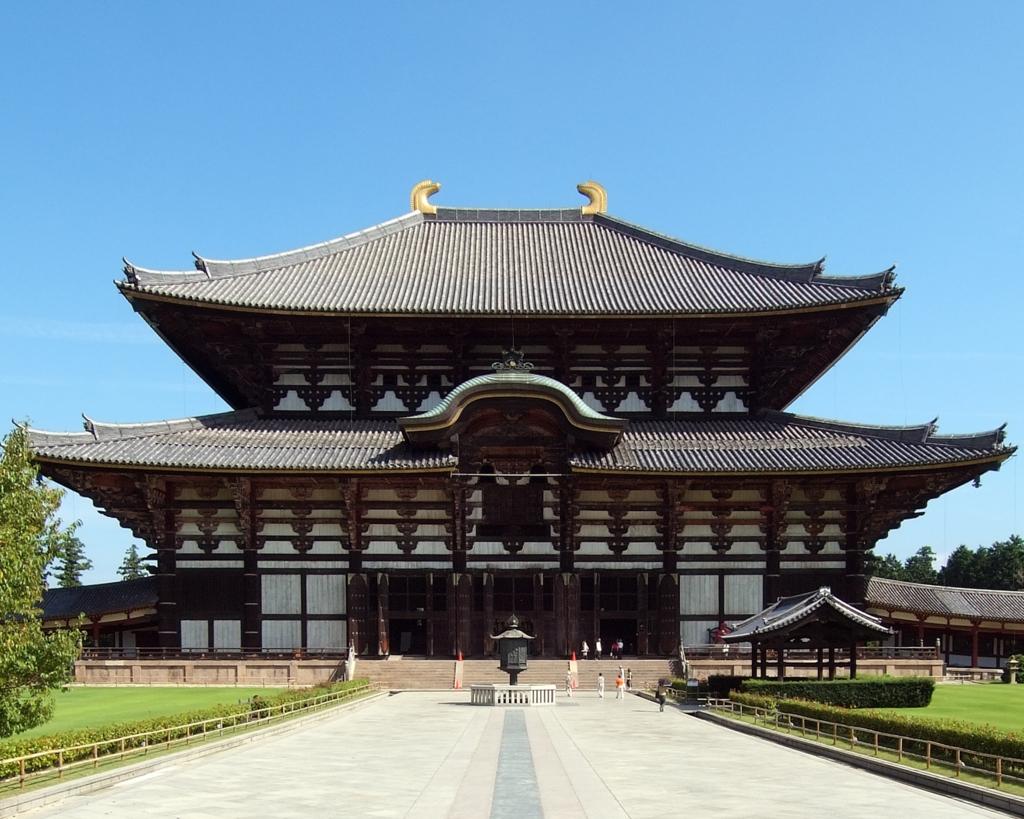 外国人旅行客におすすめしたい日本の人気観光スポット5選(東大寺)