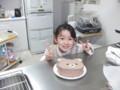 ケーキ作り3