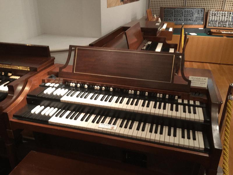 浜松市楽器博物館オルガン