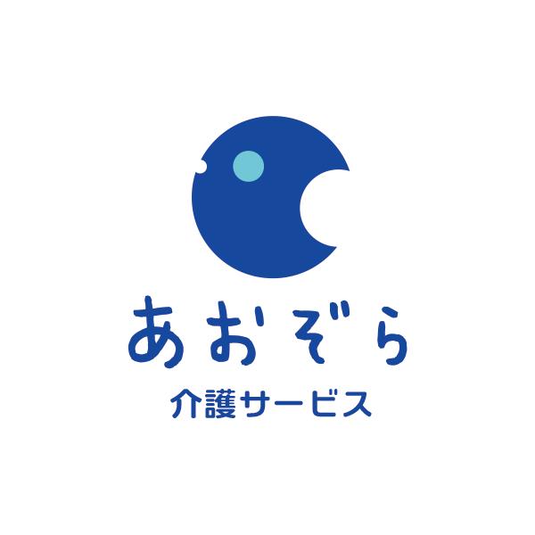 ポップな介護ロゴ