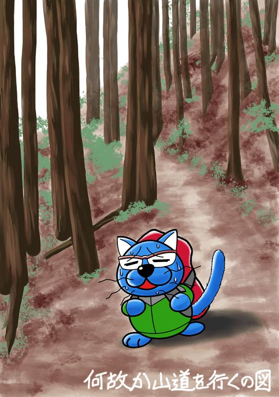 柳生への道