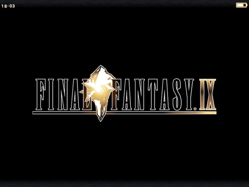 iOS版ファイナルファンタジーIX