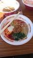 紅の麻辣ベジポタ麺(GENEI.WAGAN-TOSコラボ)