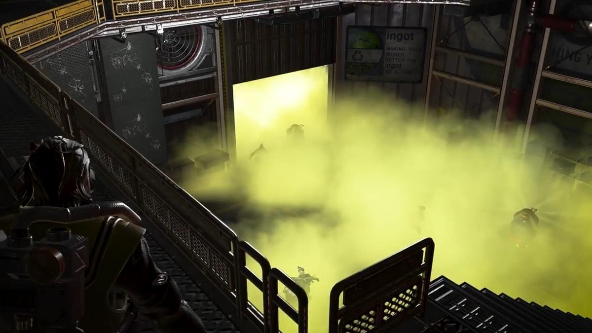 毒ガスを見通すNOXヴィジョンの画像