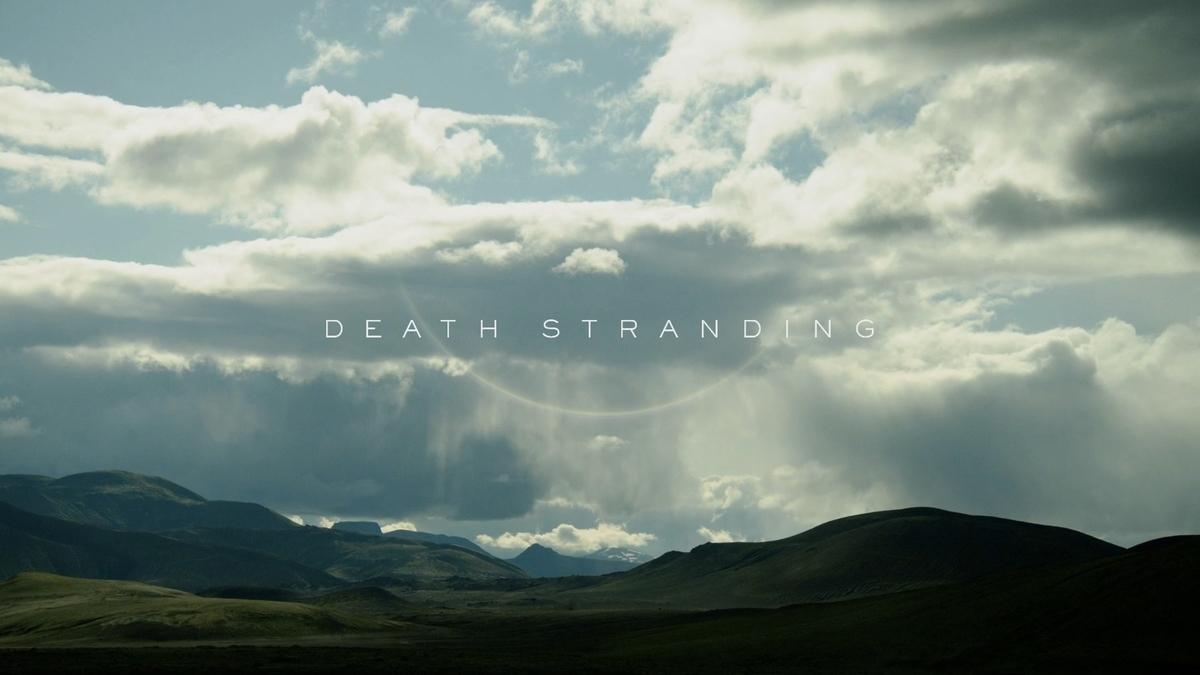 death strandingの画像