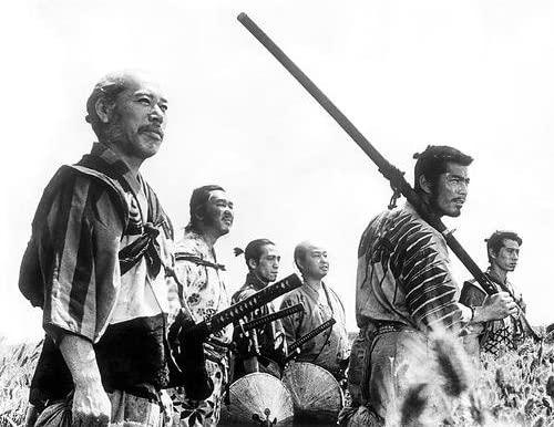 『七人の侍』の画像
