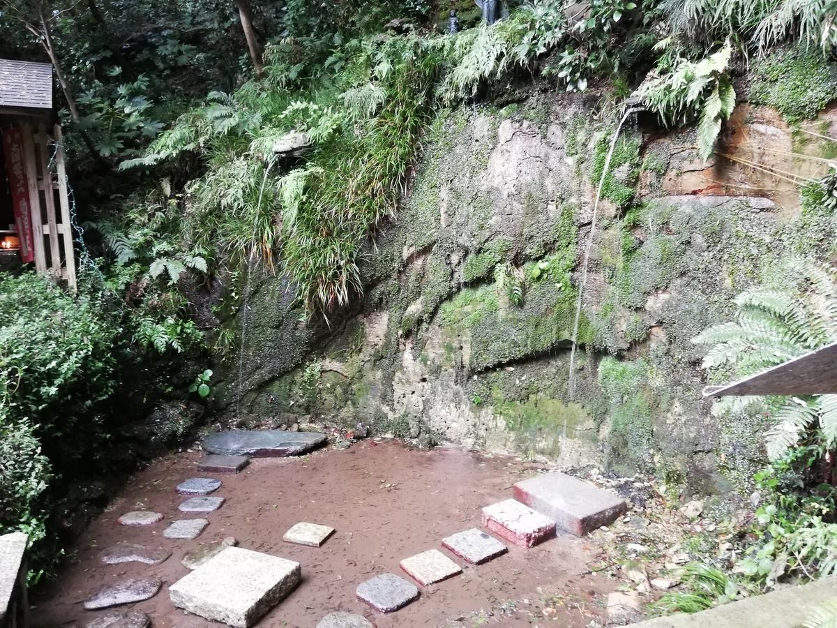 等々力渓谷滝