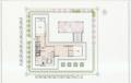 CAD演習課題1 平面図および配置図