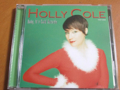 HOLLY COLE / BABY,IT'S COLD OUTSIDE ( JAPANESE press ) ( BONUS TRACK ) ( CD )