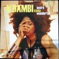 N'DAMBI / A WEIRD KINDA WONDERFUL ( CD )