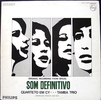 Quarteto Em Cy Tamba Trio Som Definitivo