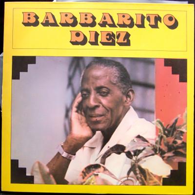 Barbarito Diez Con La Orquesta Antonio Maria Romeu Asi Bailaba Cuba Vol. 8