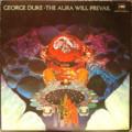 GEORGE DUKE / THE AURA WILL PREVAIL ( LP )