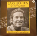 LARS SJOSTEN / SELECT NOTES ( LP )