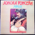 SONORA PONCENA / JUBILEE ( VENEZUELA press ) ( LP )