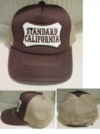CALIFORNIA STANDARD メッシュキャップ