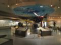 [鹿屋][零戦]海上自衛隊鹿屋基地資料館に展示されている、零式艦上戦闘機