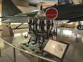[鹿屋][零戦]海上自衛隊鹿屋基地資料館に展示されている、零式艦上戦闘機の「栄」