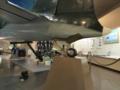 [鹿屋][零戦]海上自衛隊鹿屋基地資料館に展示されている、零式艦上戦闘機の尾輪ま