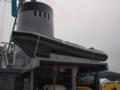 [海上自衛隊][ながしま]掃海艇「ながしま」の搭載艇。