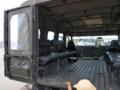 [陸上自衛隊][高機動車]高機動車の車内。