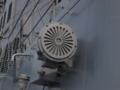 [海上自衛隊][ちょうかい]護衛艦「ちょうかい」のスピーカー。