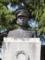 連合艦隊司令長官、山本五十六提督の銅像。