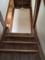 再現された山本五十六長官の生家。階段は急です。
