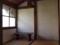 再現された山本五十六長官の生家。長官のお部屋です。