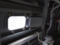 [海上自衛隊][あたご]「あたご」舷側通路の開口部。ハッチにはきちんとパッキンがあります